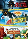 Surf's Up/Open Season/Monster House [DVD]