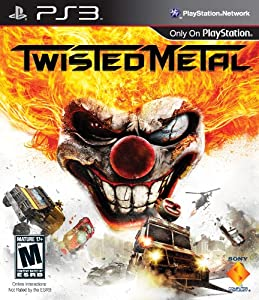 Twisted Metal - PlayStation 3 Standard Edition