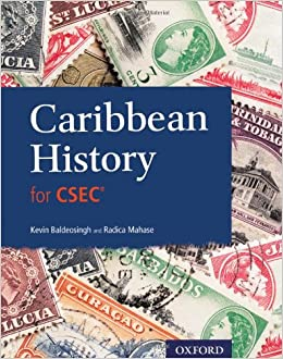 sba cxc caribbean history Internal assessment guidelines  in order to meet the requirements for the cxc cape  (1865) was a landmark in our caribbean history that has sometimes.