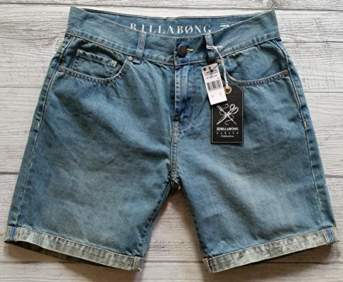 Billabong Clash It Walkshort Blue Steel 30