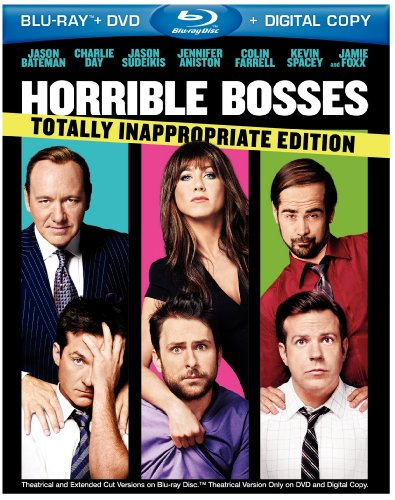 Horrible Bosses (Blu-ray/DVD Combo + UltraViolet Digital Copy)
