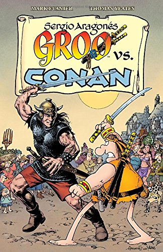 Groo Vs Conan