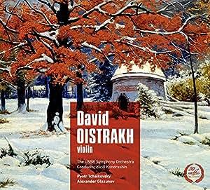 Violin Concerto in d-Dur / Violin Concerto in a-M