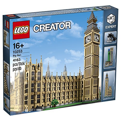Lego Big Ben 10253 By Lego By Lego Picture