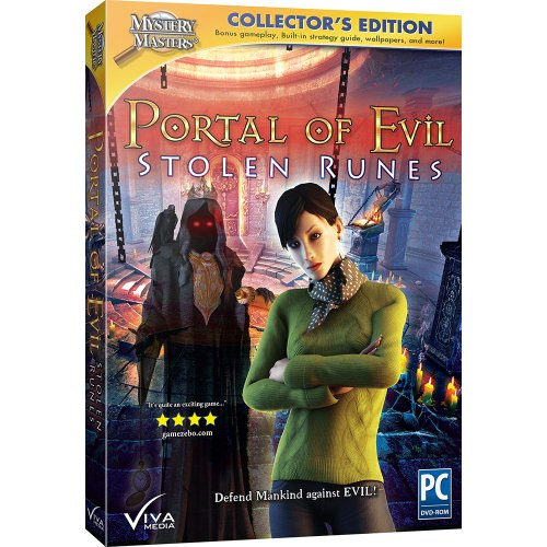 Portal Of Evil Collector'S Edition front-806858