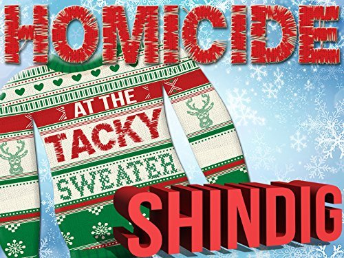 Tacky Sweater Murder Mystery Game