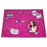 Violetta - Niños Desk Pad - Alfombrilla para Ratón 38,5 x 58,5 cm
