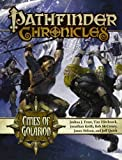 By Joshua J. Frost Pathfinder Chronicles: Cities of Golarion [Paperback]