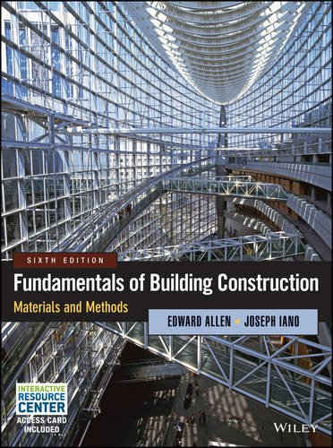 Fundamentals of Building Construction: Materials and Methods (Building Science compare prices)