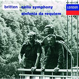 Britten: Symphony for Cello and Orchestra, Op.68 - Presto inquieto