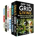 Living Off the Grid Box Set (6 in 1): Essential Prepper's Skills for Sustainable Independent Life and Survival (Homesteading & Preppers Guide)