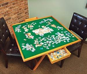 Amazon Com Puzzle Table Paper Craft Supplies