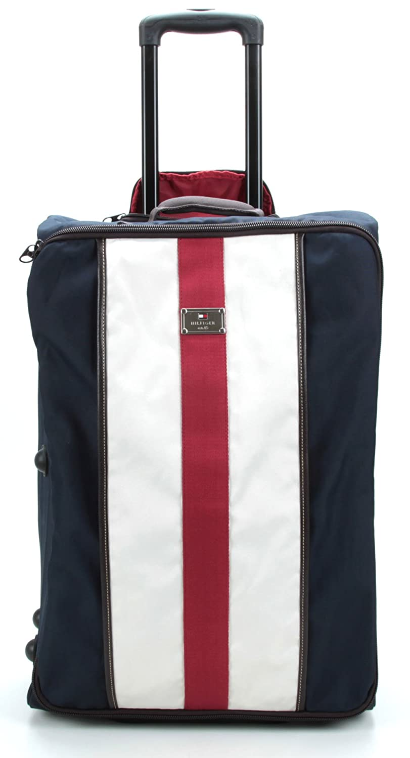 Tommy Hilfiger Berkley Medium Trolley Koffer 62 cm Blau #TH019A bestellen