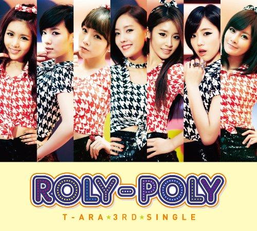Roly-Poly(Japanese ver.)(初回限定盤B)(全3形態購入特典応募券封入)(DVD付)