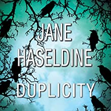 Duplicity Audiobook by Jane Haseldine Narrated by Kate Rudd