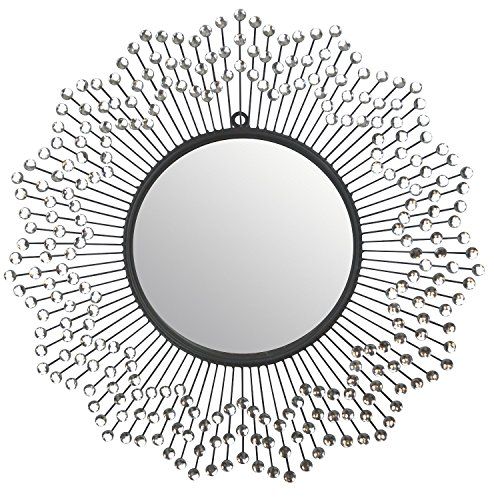 Lulu Decor, Celebration Wall Mirror, Decorative Mirror, Frame Size 24