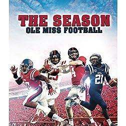 The Season: Ole Miss Football 2014 [Blu-ray]