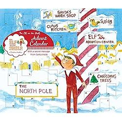 The Elf on the Shelf Advent Calendar