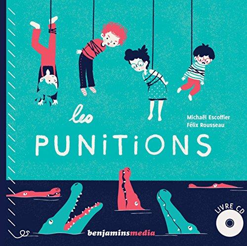 Les punitions (1CD audio)