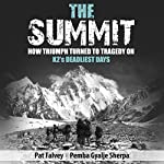 The Summit | Pemba Gyalje Sherpa,Pat Falvey