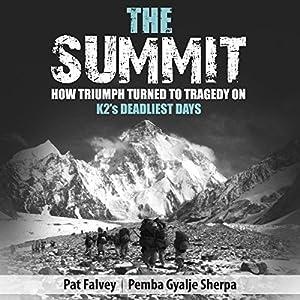 The Summit Audiobook