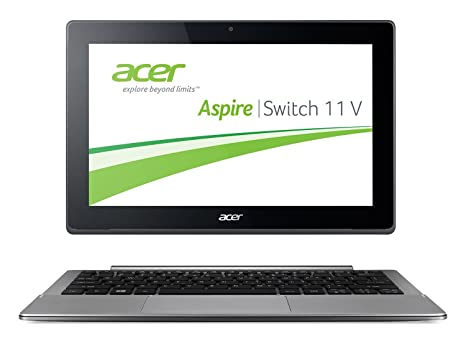 Acer Switch 11V SW5-173-60VD 2in1 ordinateur portable M-5Y10c 628GB Hybid Full HD Windows10