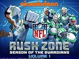 NFL Rush Zone Season of the Guardians Volume 1 [HD]