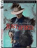 Justified - Temporada 4 [DVD]
