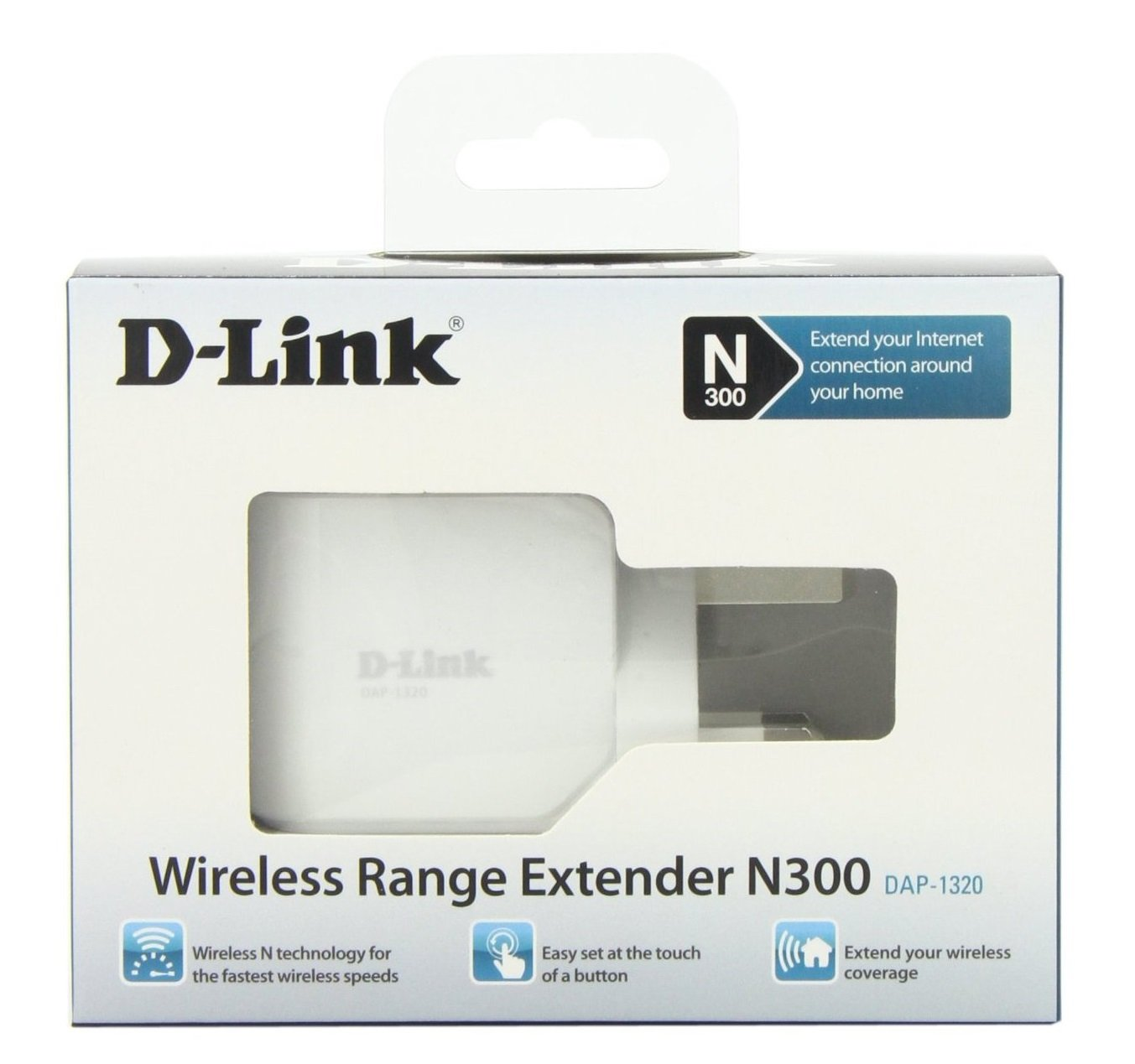 D-Link DAP-1320/E WLAN Repeater