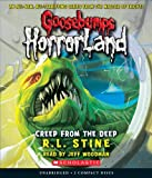 img - for Goosebumps HorrorLand #2: Creep From the Deep - Audio book / textbook / text book