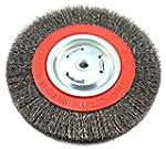 Forney 72762 Wire Bench Wheel Brush,...