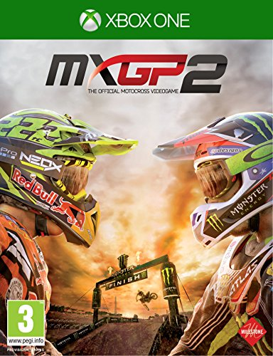 MXGP 2: The Official Motocross Videogame  (Xbox One)