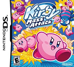 Kirby Mass Attack - Nintendo DS Standard Edition
