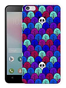 """Humor Gang Panda In Jungle Cute Printed Designer Mobile Back Cover For """"Huawei Honor 4X"""" (3D, Matte, Premium Quality Snap On Case)"""