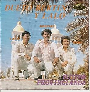 """Dueto Bertin y Lalo - BERTIN Y LALO """"Ojitos Provincianos"""" - Amazon.com"""