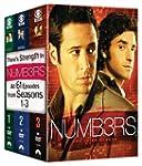 Numbers: Season 1-3 (16 Discs) [Import]