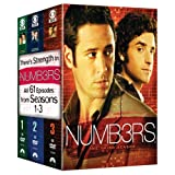 Numb3rs: Season 1-3 (16DVD) ~ Rob Morrow