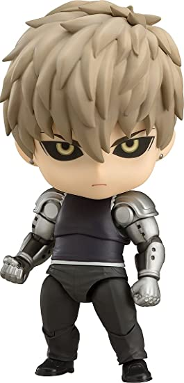 GOOD SMILE COMPANY 4580416901710 Personnage « Nendoroid Genos Super Movable Edition ».