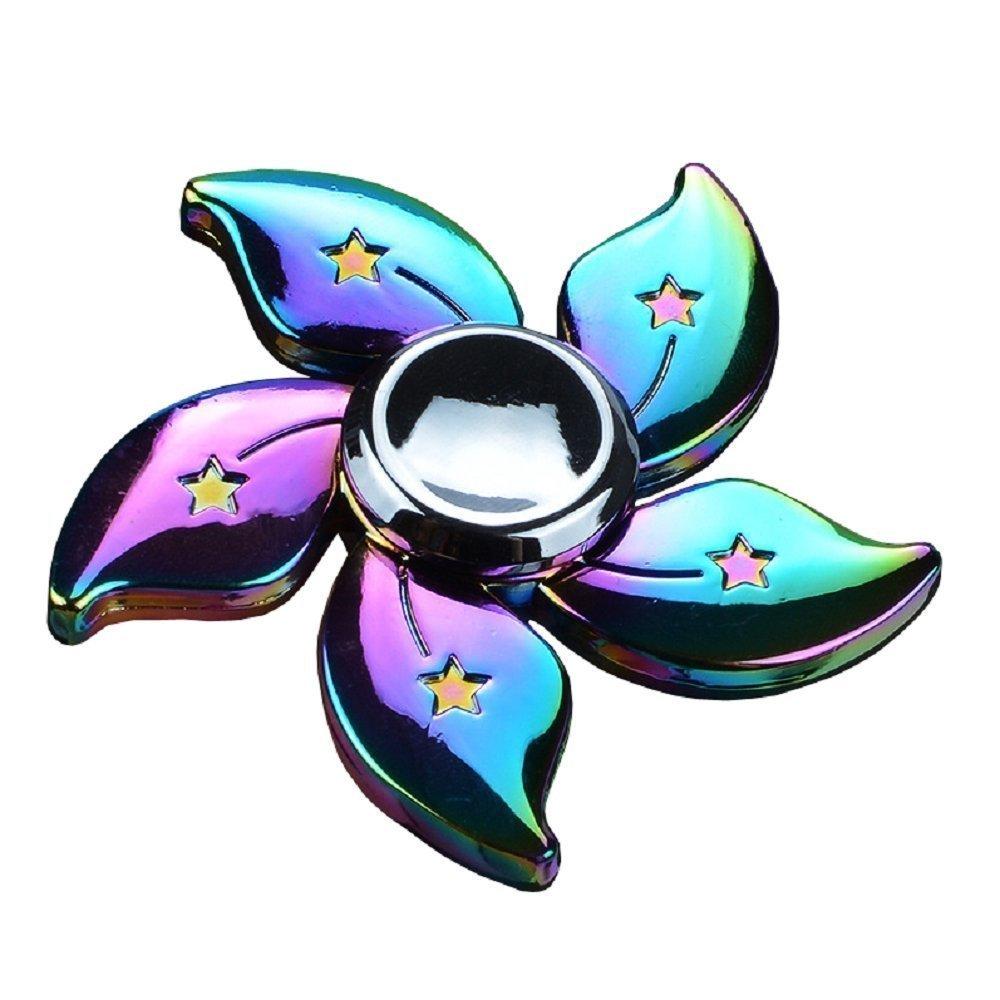 Bauhinia Flower Fidget Spinner