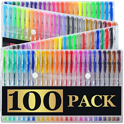 Artist's Choice 100 Gel Pens