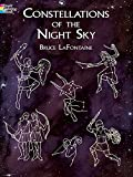 Constellations of the Night Sky (Dover Nature Coloring Book)
