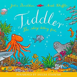 Tiddler Audiobook