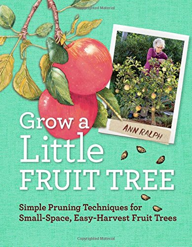 Grow a Little Fruit Tree: Simple Pruning Techniques for Small-Space, Easy-Harvest Fruit Trees (Simple Spaces compare prices)