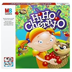 Hi Ho! Cherry-O board game!