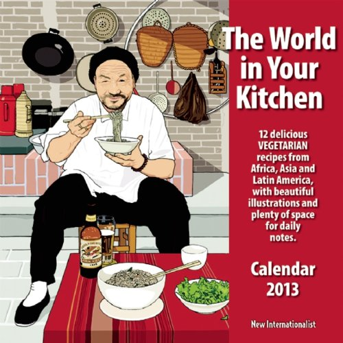 World in Your Kitchen Calendar 2013