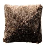 ATEX ルルド マッサージクッション チョコブラウン (ふわもこ生地Ver.) AL-HL148fcb