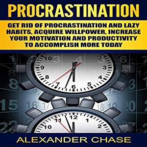 Procrastination Audiobook