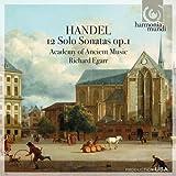 Handel: 12 Solo Sonatas, Op. 1Aca