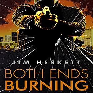 Both Ends Burning Audiobook