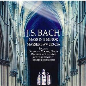 Bach : Messes (Coffret 5 CD)